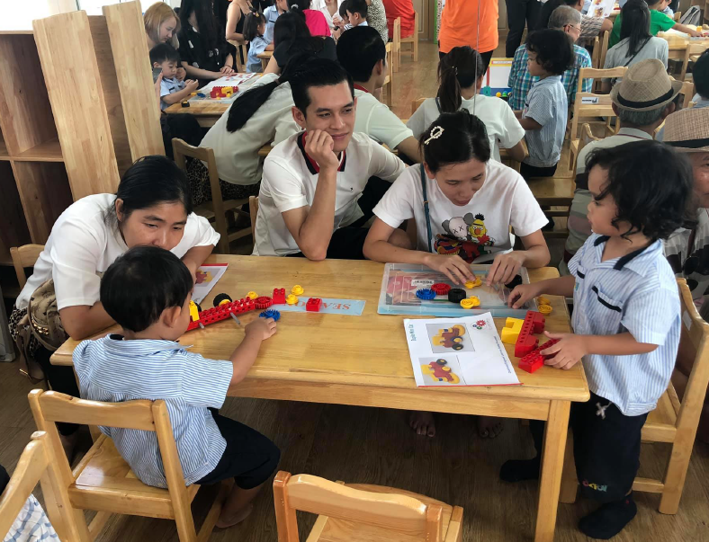 Dadi International Kindergarten is a jointventure between the China based Dadi